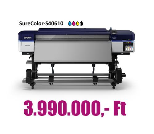 epson sc-s40610-es akciós ecosolvent nyomtató