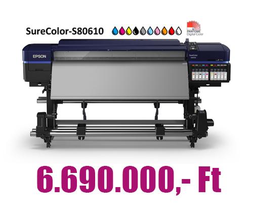 epson sc-s80610-es akciós ecosolvent nyomtató