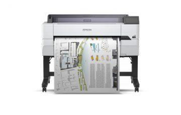 epson sc-t5400 cad és tervrajz nyomtató