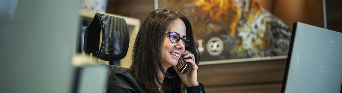 LFP center telefonos kapcsolattartás