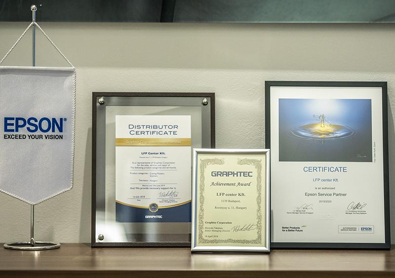 LFP center KFt hivatlaos partnerei
