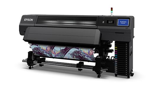 Epson SC-R5010L gyantaalapú nyomtató.